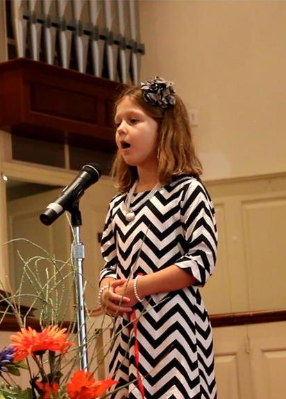 Savannah Recital Video Pics3